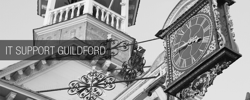 IT Support Guildford