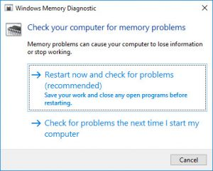 memory-diagnostic